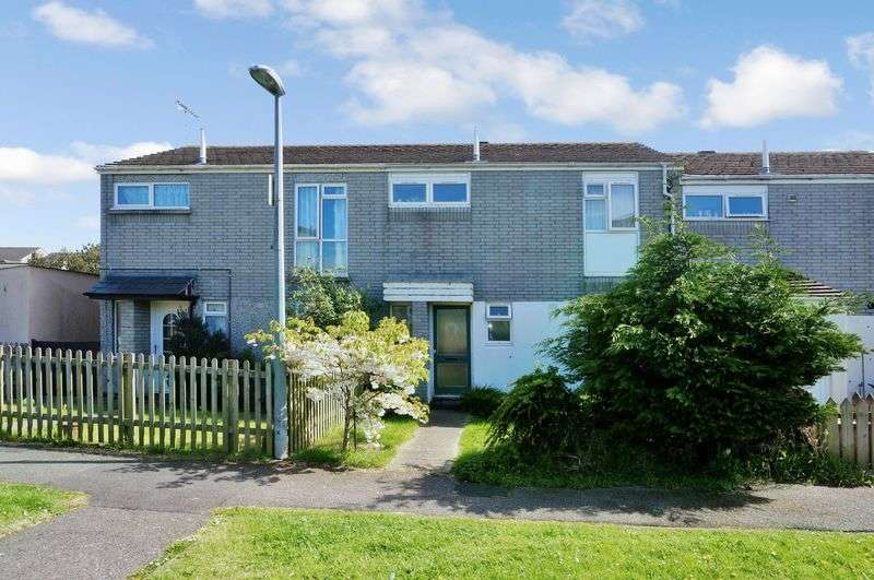 3 Bedrooms Terraced House for sale in Berries Avenue, Bude