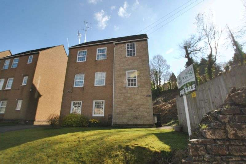 1 Bedroom Flat for sale in COLEFORD, GLOUCESTERSHIRE
