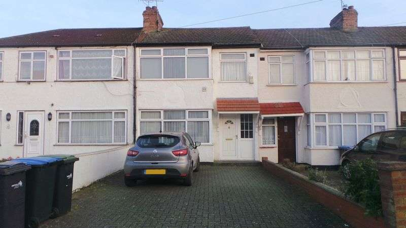 3 Bedrooms Terraced House for sale in Beatrice Road, Edmonton, N9