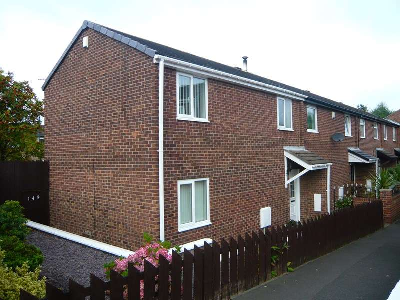 3 Bedrooms Terraced House for sale in Waverdale Way, South Shields