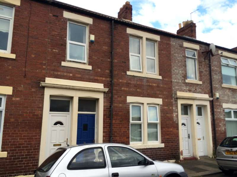 2 Bedrooms Flat for sale in Waldo Street, North Shields