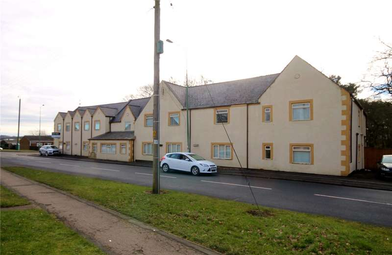 Detached House for sale in New Front Street, Tanfield Lea, County Durham, DH9