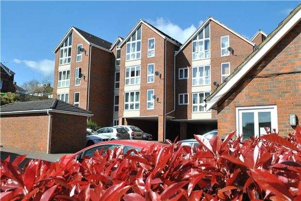 2 Bedrooms Flat for sale in Claremont Court, 26 North Farm Road, TUNBRIDGE WELLS, Kent, TN2 3XN
