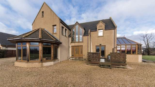 5 Bedrooms Detached House for sale in Wards Crossroads, Roseisle, Moray, IV30 5YP