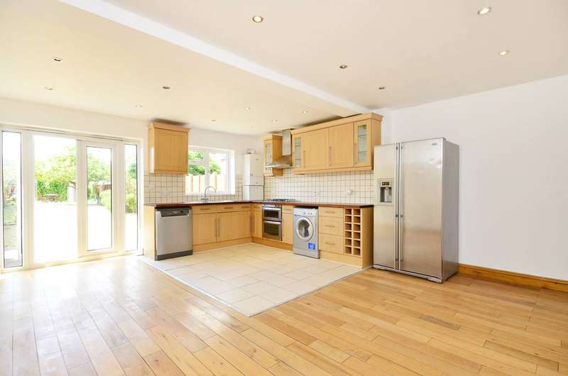 4 Bedrooms Terraced House for sale in Durnsford Road, Wimbledon, SW19