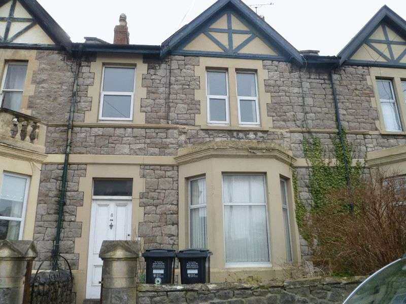 2 Bedrooms Flat for sale in Langport Road, Weston-super-Mare