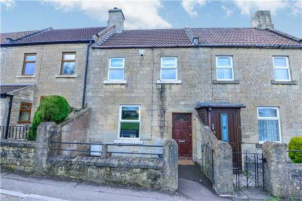 2 Bedrooms Terraced House for sale in Old Fosse Road, BATH, BA2 2SP