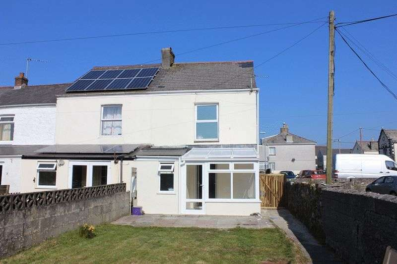 3 Bedrooms Terraced House for sale in Rashleigh Place, St. Austell