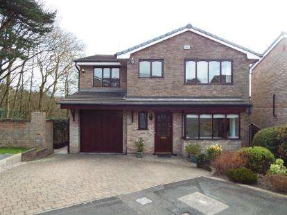 5 Bedrooms Detached House for sale in Higher Ridings, Bromley Cross, Bolton, Greater Manchester, BL7