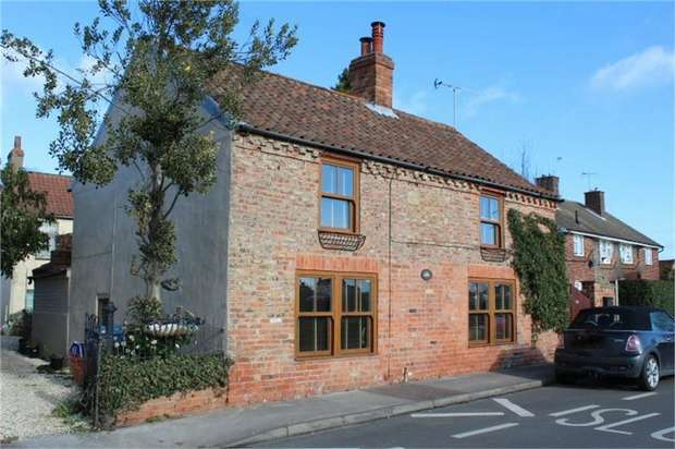 3 Bedrooms Cottage House for sale in Canal Lane, West Stockwith, Doncaster, South Yorkshire