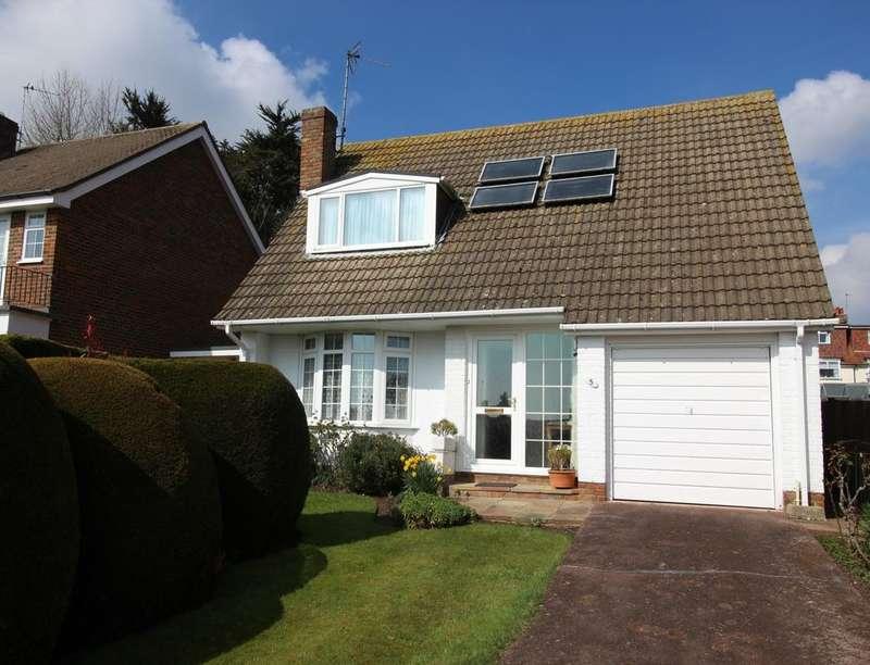 3 Bedrooms Detached House for sale in Shortlands Close, Eastbourne, BN22