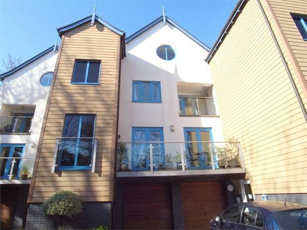 3 Bedrooms Flat for sale in Budleigh Salterton, Devon