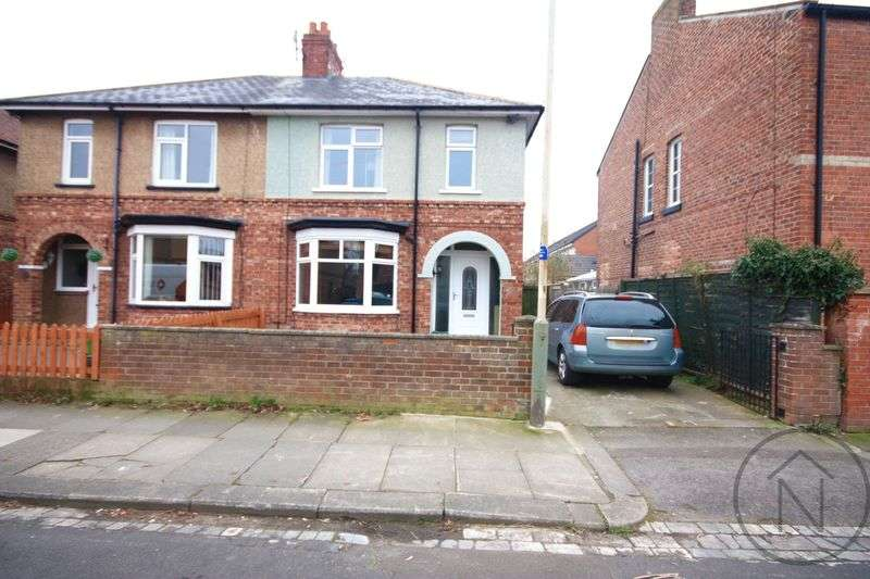 3 Bedrooms Semi Detached House for sale in Harris Street, Darlington
