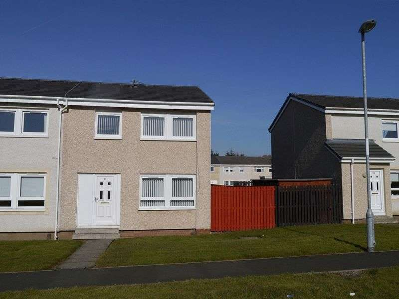 3 Bedrooms Terraced House for sale in Vorlich Wynd, Motherwell