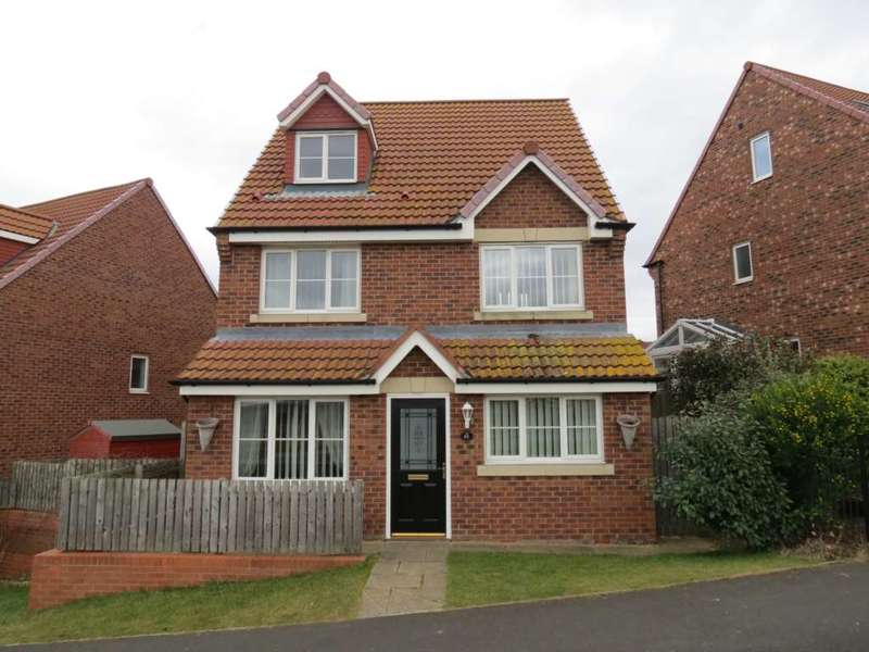 5 Bedrooms Detached House for sale in Windermere Drive, Skelton