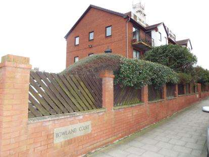2 Bedrooms Flat for sale in Bowland Court, Gordon Street, Southport, Merseyside, PR9