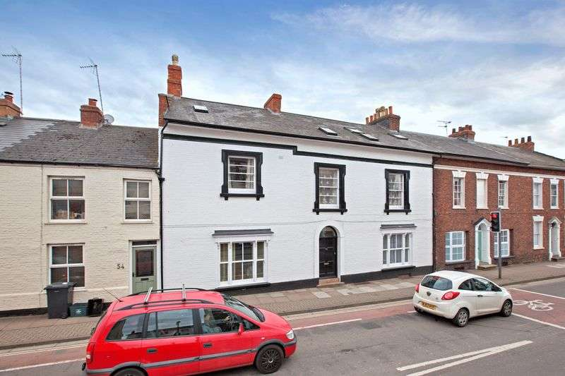 5 Bedrooms Terraced House for sale in High Street, Wellington