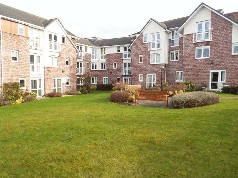1 Bedroom Retirement Property for sale in Jessop Court, Little Sutton, CH66 3SR