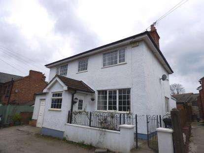 4 Bedrooms Detached House for sale in Truemans Way, Hawarden, Deeside, Flintshire, CH5