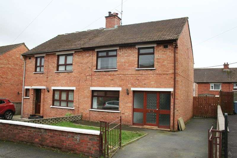 3 Bedrooms Property for sale in 12 Beattie Park Central, Dunmurry
