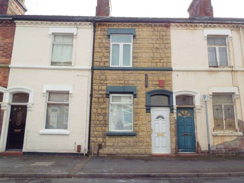 3 Bedrooms Terraced House for sale in Cauldon Road, Shelton, Stoke-On-Trent
