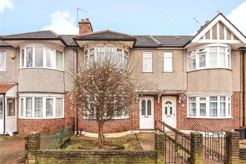 4 Bedrooms Terraced House for sale in Beverley Road, Ruislip Manor, Middlesex, HA4
