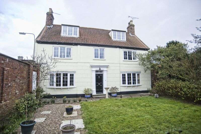 5 Bedrooms Detached House for sale in Howe Lane, Goxhill, DN19
