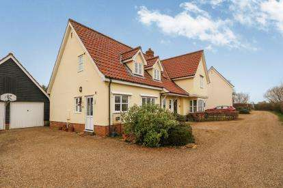 4 Bedrooms House for sale in Bedfield, Woodbridge, Suffolk