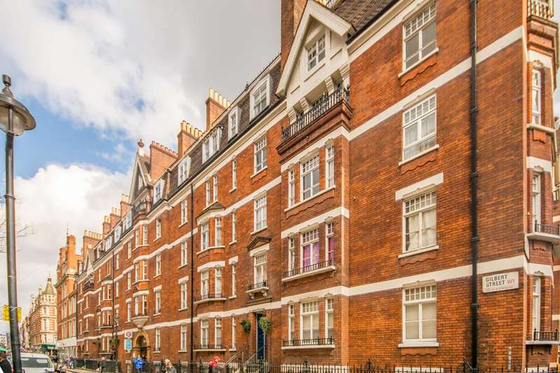 1 Bedroom Flat for sale in Gilbert Street W1, Mayfair, W1K