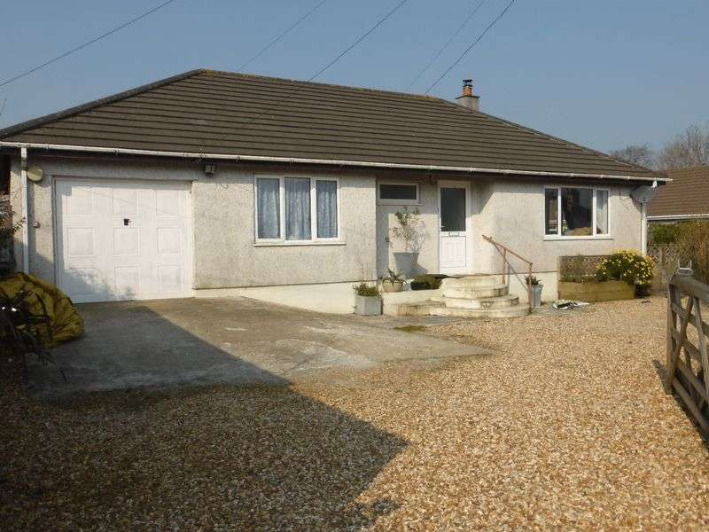 3 Bedrooms Detached Bungalow for sale in Threemilestone, Truro