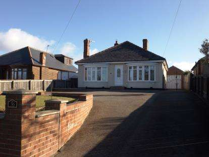 2 Bedrooms Bungalow for sale in Harrowgate Village, Darlington, Durham