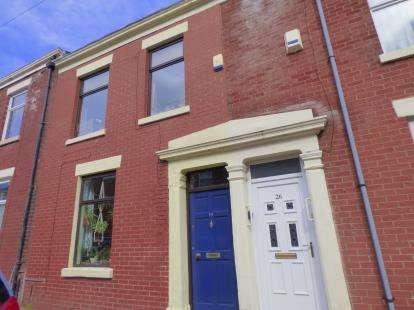 2 Bedrooms House for sale in Lauderdale Street, Preston, Lancashire