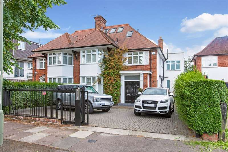 4 Bedrooms House for sale in Harman Drive, The Hocrofts, NW2