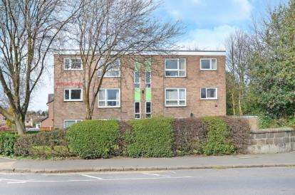 2 Bedrooms Retirement Property for sale in Chatsworth Court, Chatsworth Road, Chesterfield, Derbyshire