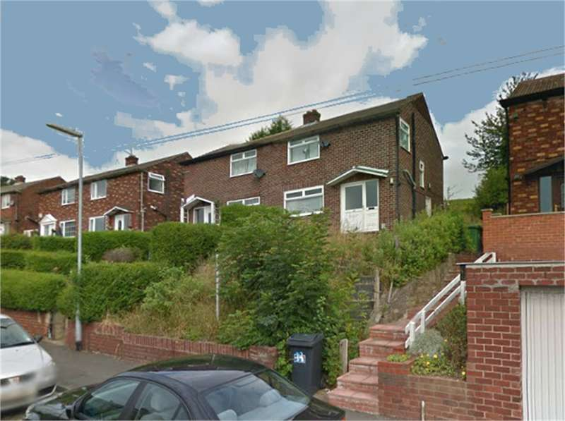 3 Bedrooms Semi Detached House for sale in Knaresborough Drive, Huddersfield, West Yorkshire