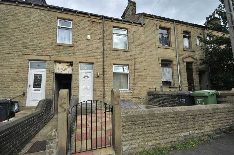3 Bedrooms Terraced House for sale in Thornton Lodge Road, HUDDERSFIELD, West Yorkshire