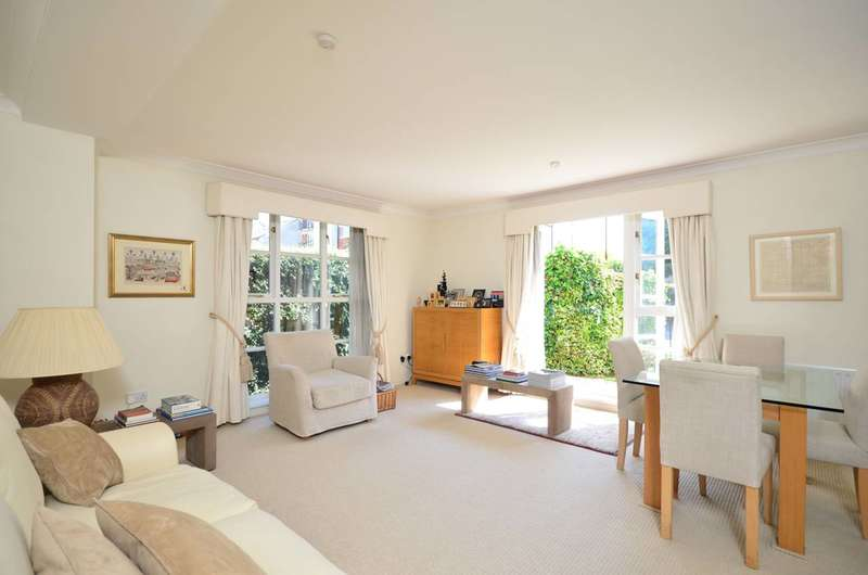 1 Bedroom Flat for sale in Corney Reach Way, Corney Reach, W4