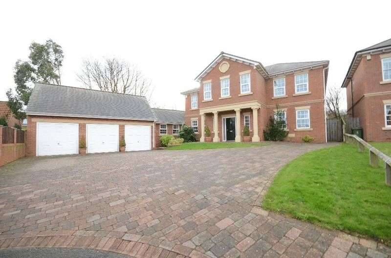 5 Bedrooms Detached House for sale in Thornfield House, The Meadows, Seaton, Seaham, County Durham