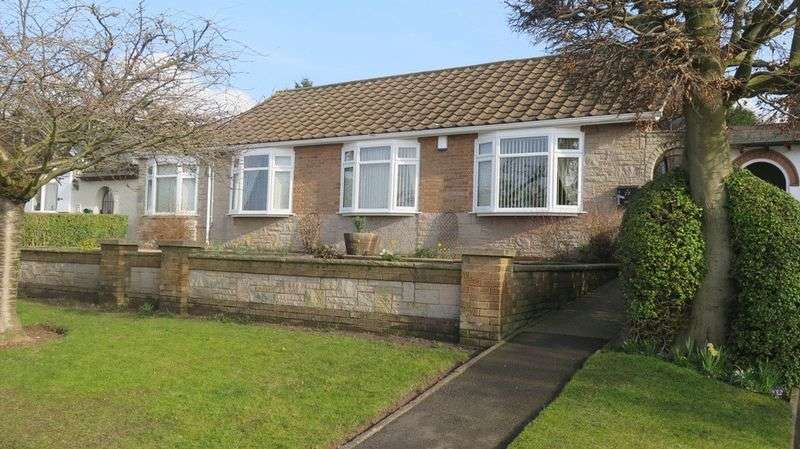 2 Bedrooms Detached Bungalow for sale in Clifton Grove, Mansfield