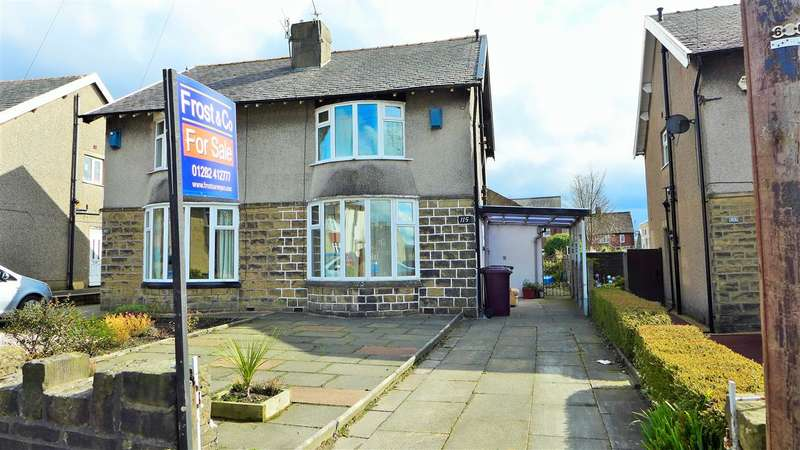 2 Bedrooms Semi Detached House for sale in Thursby Road, Burnley