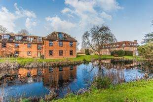 2 Bedrooms Flat for sale in Delves Close, Ringmer, Nr Lewes, East Sussex