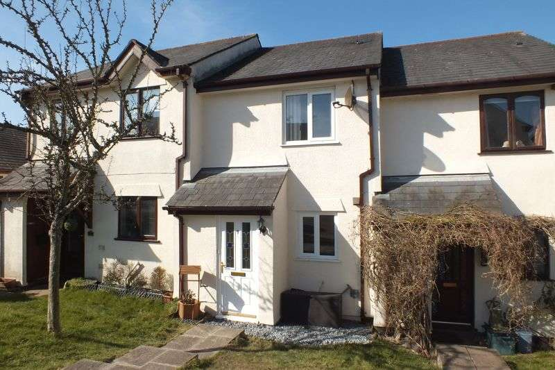 2 Bedrooms Terraced House for sale in Holley Park, OKEHAMPTON