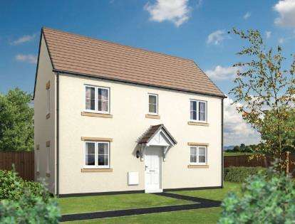 3 Bedrooms Detached House for sale in Goonhavern, Cornwall