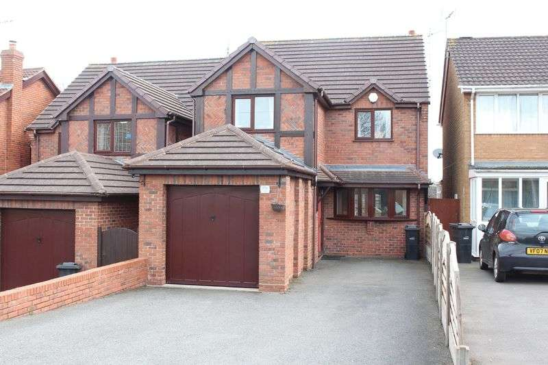 4 Bedrooms Detached House for sale in WALL HEATH, Foundry Road