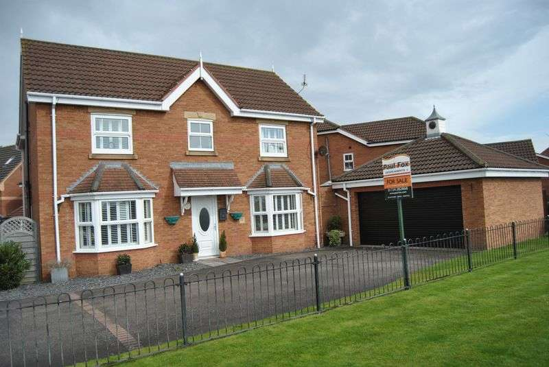 4 Bedrooms Detached House for sale in Ferry Road West, Scunthorpe