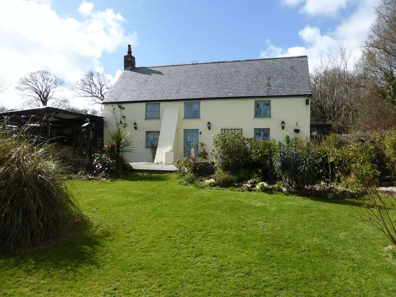 4 Bedrooms Cottage House for sale in Threemilestone, Truro