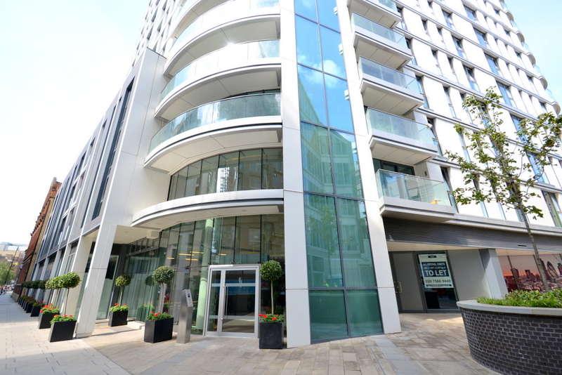 1 Bedroom Flat for sale in Altitude Point, 71 Alie Street, Aldgate