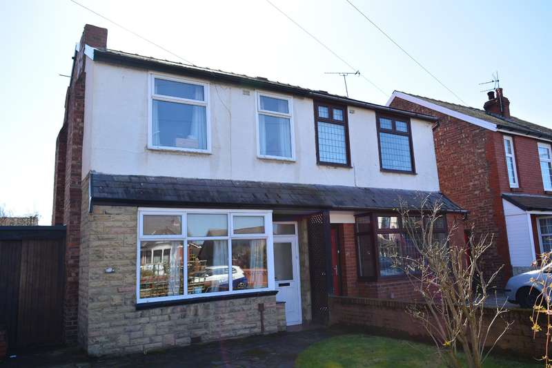 4 Bedrooms Semi Detached House for sale in Pedders Lane, South Shore, Blackpool, FY4 3HX
