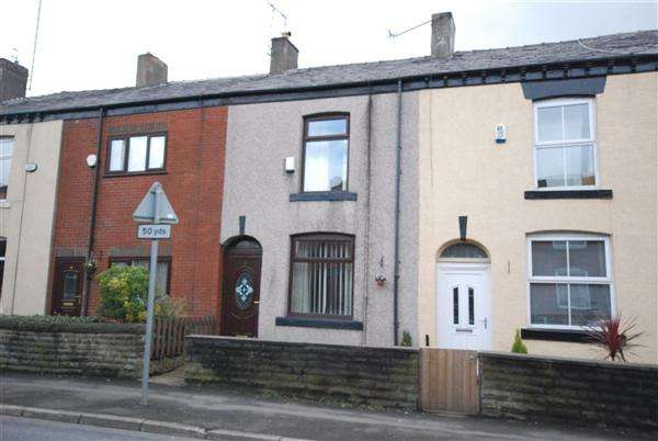2 Bedrooms Terraced House for sale in Queens Park Road, Rochdale