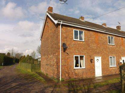 2 Bedrooms End Of Terrace House for sale in Warren Side, North Somercotes, Louth